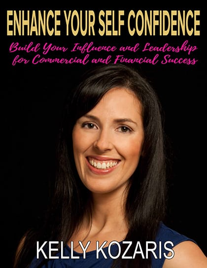 Front Cover - Enhance Your Self Confidence 01